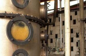 Column distillation