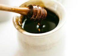 Virgin sugar cane honey